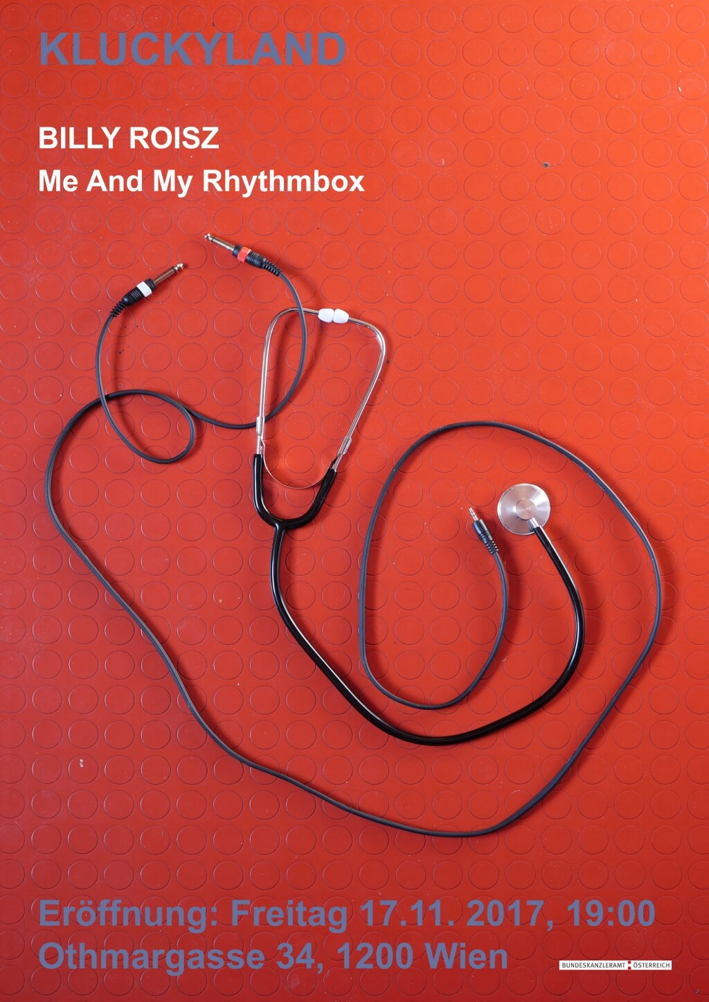 Poster Kluckyland: Billy Roisz - Me And My Rythmbox